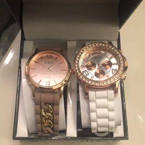 Pair of XOXO Watches